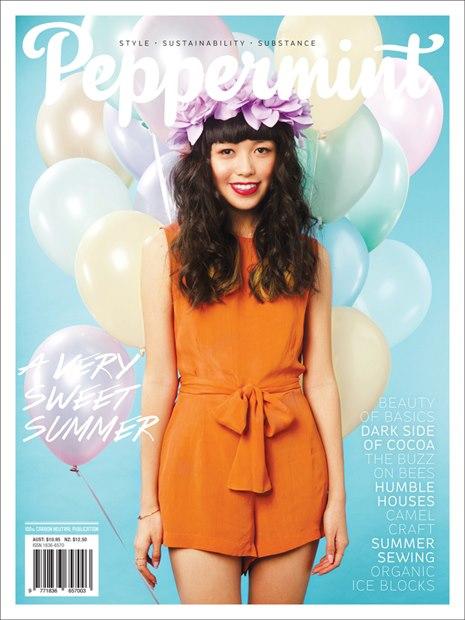 Peppermint Cover Summer